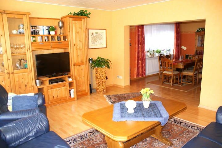 Ferienhaus Thekla - Dörpen - บ้าน