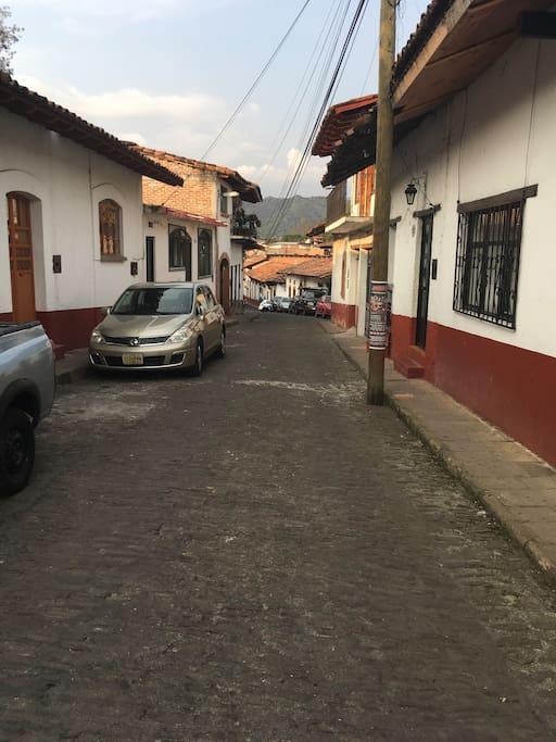 Calle Montealegre