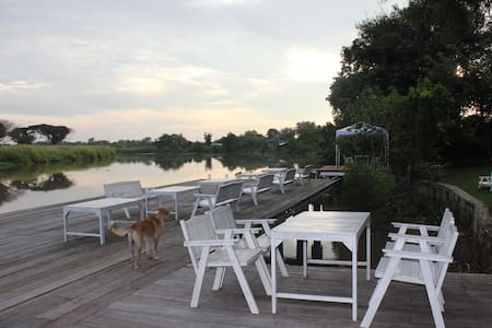 Riverside Escape 1BR include breakfast & boat ride