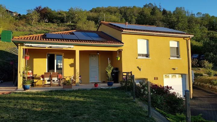 Maison entière sur le Puy de Corent
