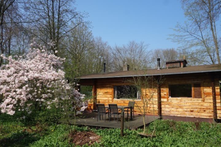 "Log cabin ""esSenzo"""
