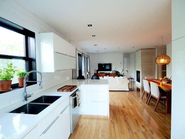 Sweet Getaway - Affordable Cozy Nest in Montreal - Montréal - Wohnung