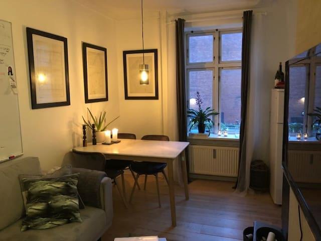 Cozy apartment close to city