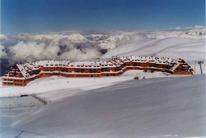 Montecampione 1800 winter holidays