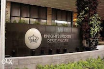 High-End in Knight Bridge Makati with 1BR
