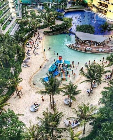 AZURE Urban Resort,  Beach n d City - Parañaque City  - Apartment