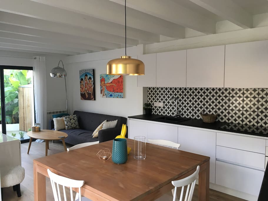 anglet centre charmant loft atelier terrasses lofts