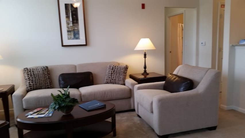 Southside Private Furnished Suite by National! - Indianapolis - Apartment