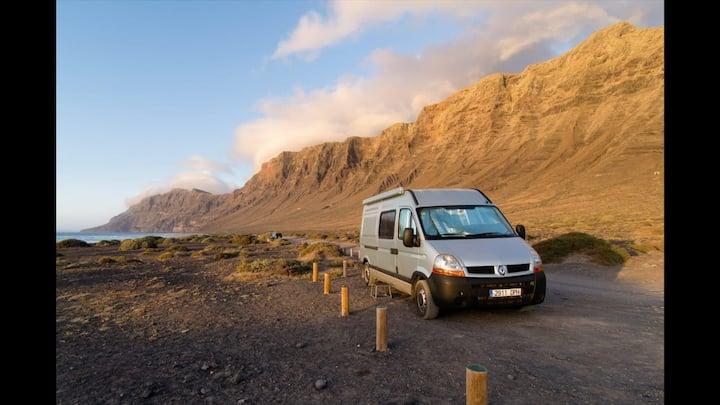 Famara Camper Van