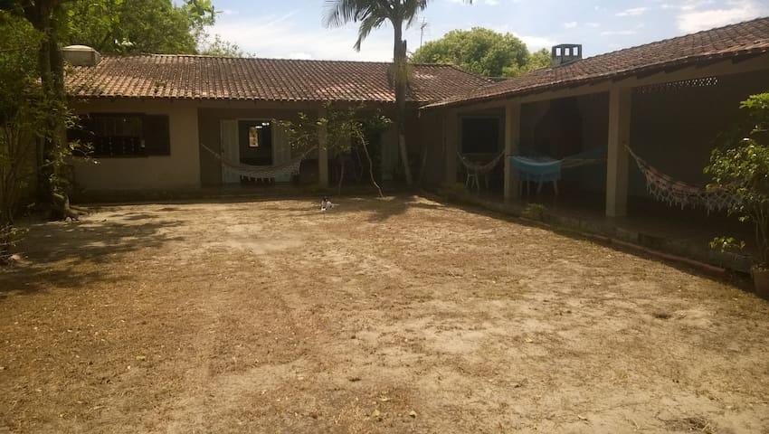 Casa na praia - Pontal do Paraná - Talo