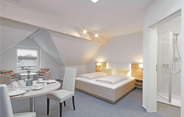 Holiday apartment with 1 room on 30m² in Dagebüll