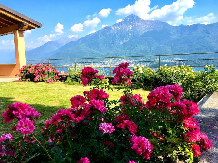 Lake Como - Stunning View