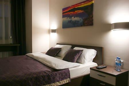 Comfort Plus Apartments in Almaty - Almaty - Appartamento con trattamento alberghiero