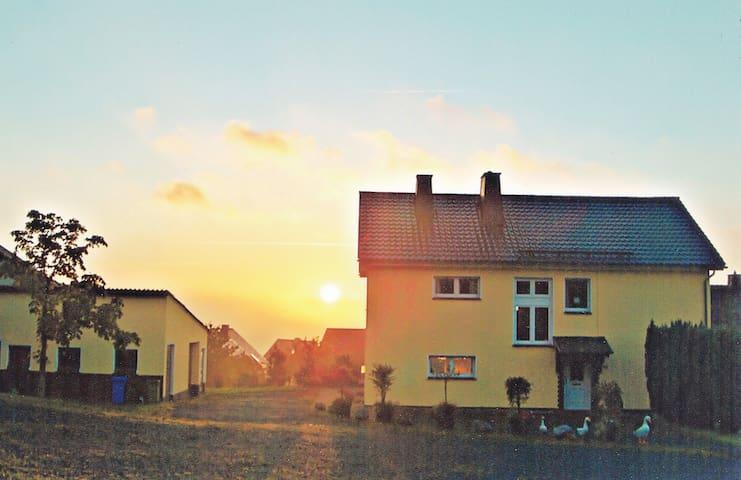 Kaisers Ferienhof - Hallenberg - Wohnung