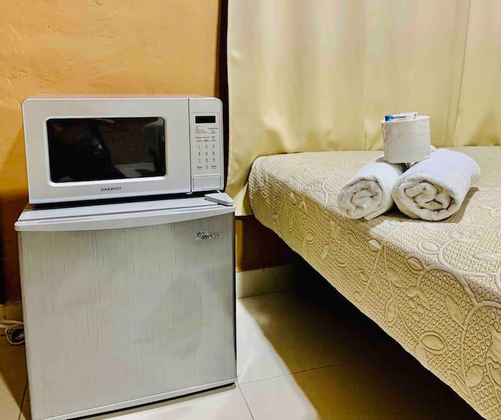 Cancún,cuarto para 2pax, hotel económico