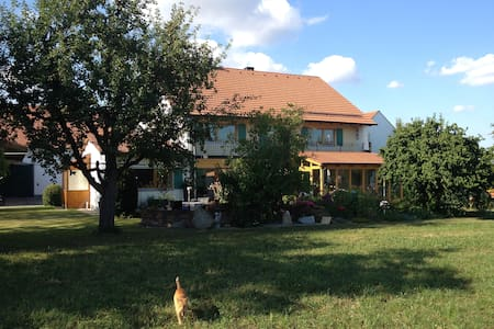 Holiday flat in the countryside - Appartamento