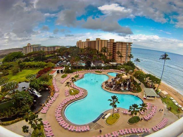 """Kaanapali Beach Club """"OCEAN VIEW"""""""
