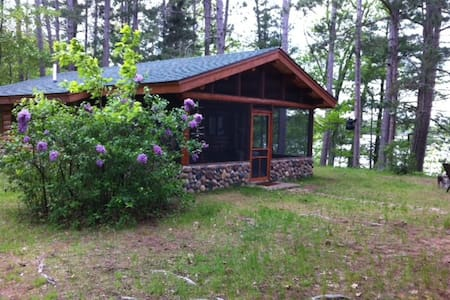 Log Cabin at Spider Lake - Iron River
