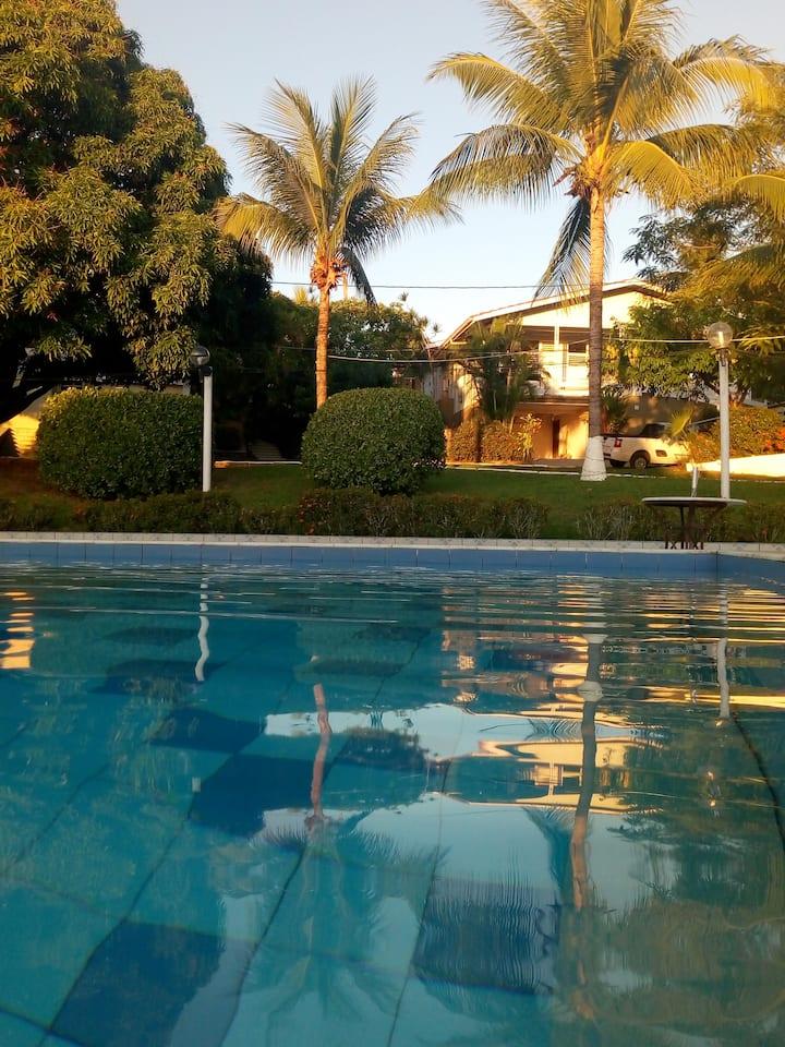 Casa em Itaparica | Condomínio piscina