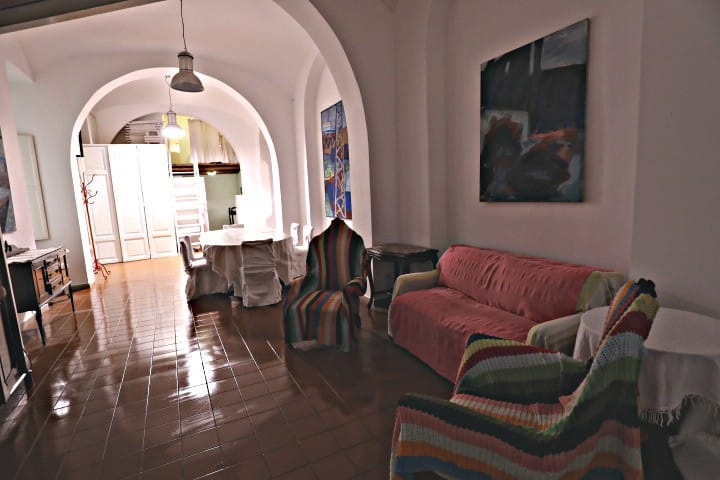 Spacious loft in San Lorenzo