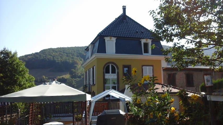 petit gîte pour petite famille - Sainte-Marie-aux-Mines - House