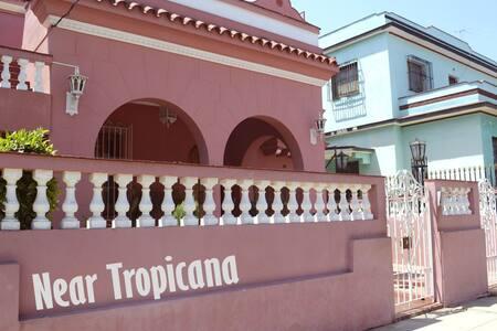 Near Tropicana with WiFi - La Habana - Квартира