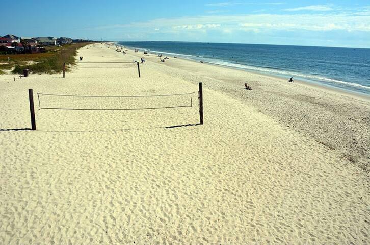 The Beach of Oak Island