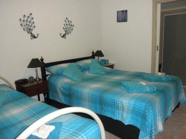 Enderslie House B&B / Turquoise Room