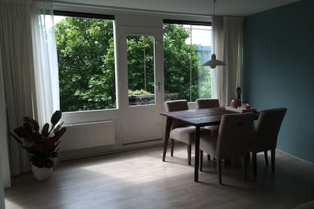 lovely bright apartment in popular district - Amsterdam - Apartment
