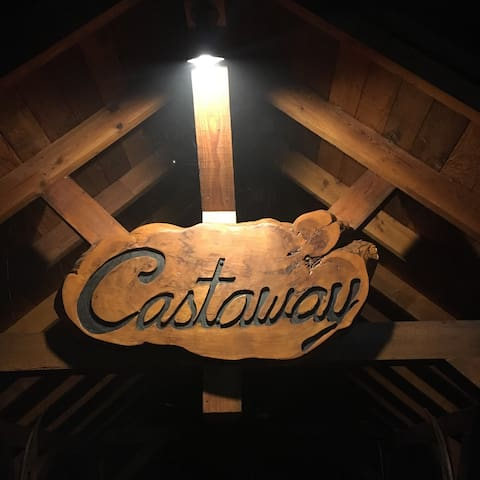 Castaway Vacation Accommodation - Port Renfrew - Hus