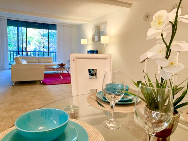 2BR apartment for Spring Newly Furnished