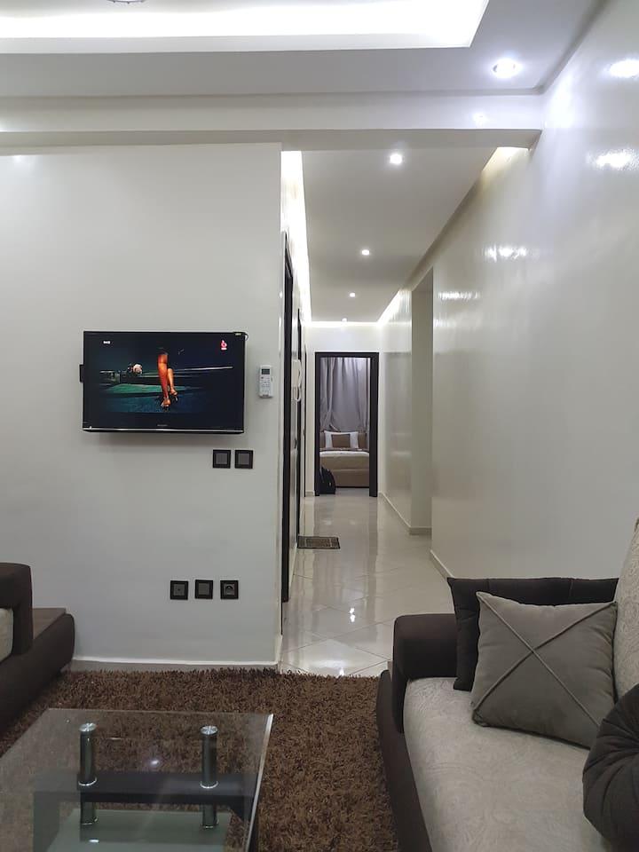 Nice flat in MARRAKECH .Appartement de luxe