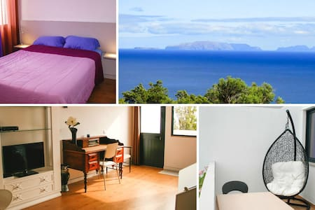 Cozy Apartment, Fantastic Sea View! - Machico
