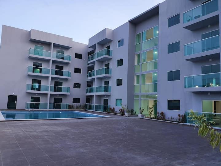 Apartamento - Condomínio Peroba Ville - Maragogi
