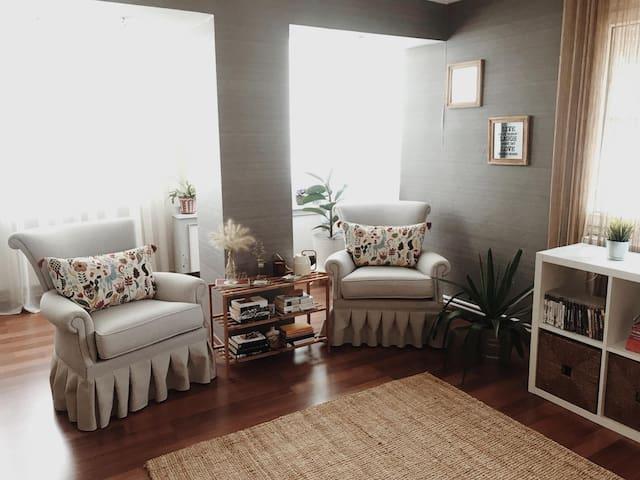 Living Room - Coffee Corner