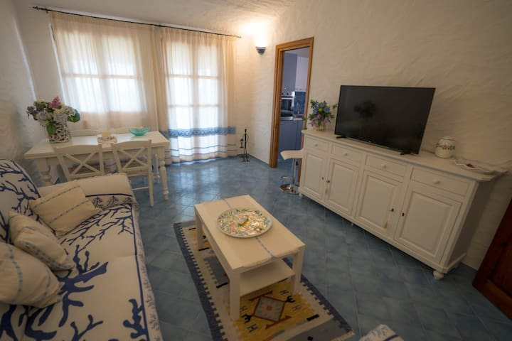 Costa Smeralda Villetta indipendente vista mare