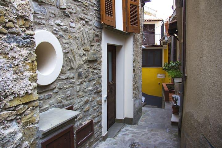 U Vascio - Centro Storico - Castellabate - Apartamento