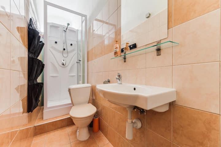 Pop Up Hostel Prague - Double room