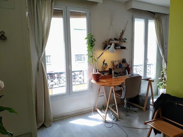 Appartement quartier Bastille