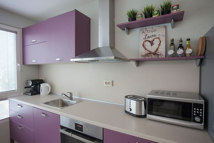 Ballerina Apartment close to Sofia Business Park