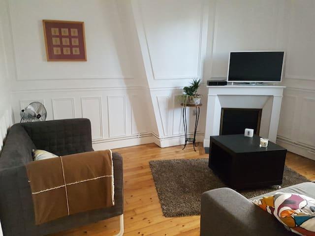Comfortable apartment at the edge of Paris