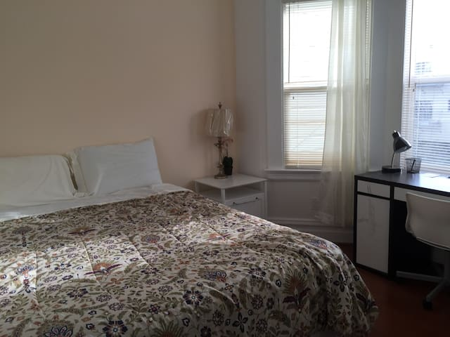 UCSF/Golden Gate Park private bath/Master Suite5bA