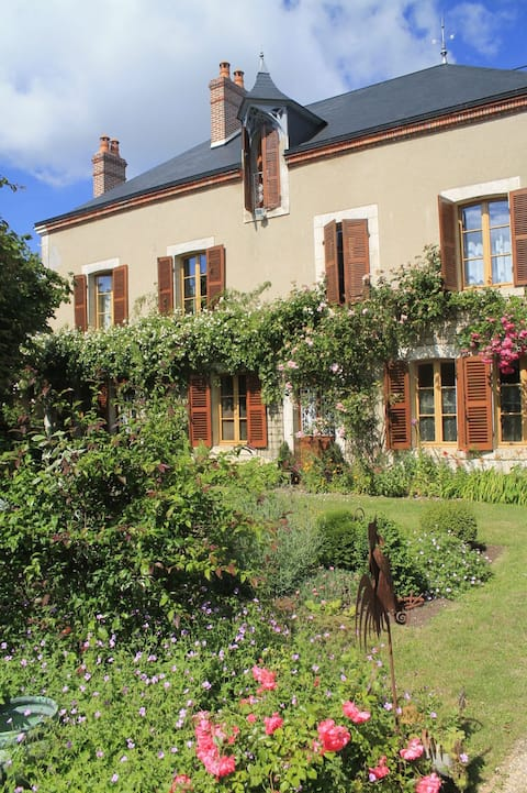 Charming Loft in the Heart of the 4-Star Sologne