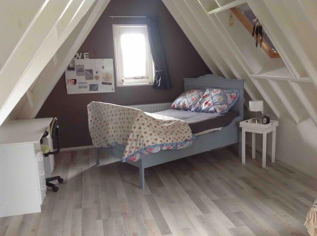 Slaapkamer 5 (1.5 persoon)