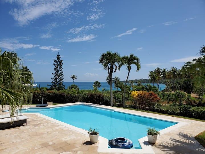 Paradise Villa -Relajante y Lujosa frente al mar