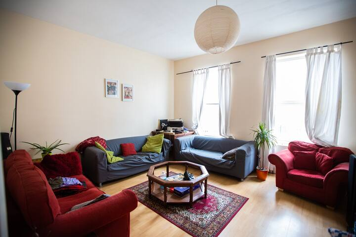 AWESOME Well-Connected Double Room in Green Lanes!
