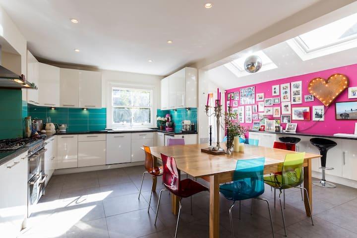 Beautiful London family home - London - House