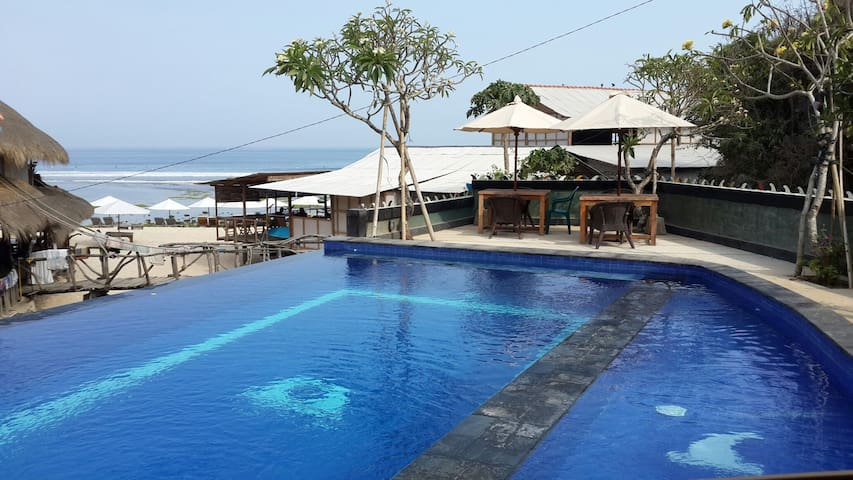 The Fins Nerni Balangan Beach #10 - South Kuta - Bed & Breakfast