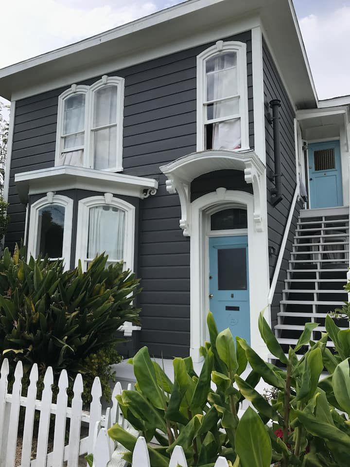 Victorian Beach House Santa Cruz