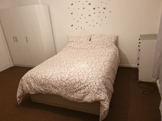 Boulevard Bright double room4 close to City Center